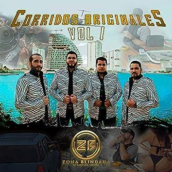 Corridos Originales, Vol. 1