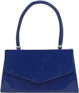 Wiwsi Women Tote Envelope Clutch Bag Wedding Bridal Evening Party Handle Handbag