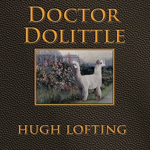 Doctor Dolittle audiobook cover art