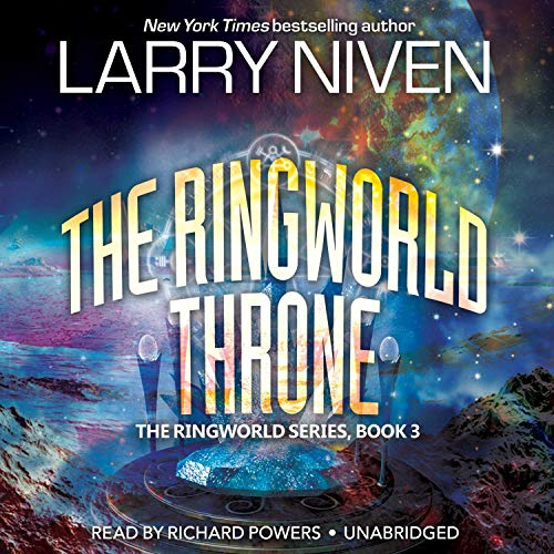 The Ringworld Throne Titelbild
