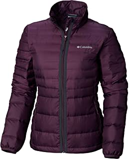 Columbia Women's Lightweight Mckay Lake Down Full Zip Puffer Jacket