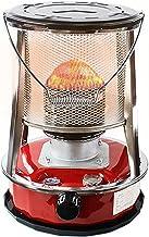 Wsjfc Calentador de Estufa de Queroseno para Exteriores con Temperatura Ajustable, Estufa de Cocina portátil con Agua hirviendo para Acampar con asa, para Acampar, Pescar