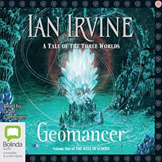 Geomancer: Well of Echoes, Book 1 cover art