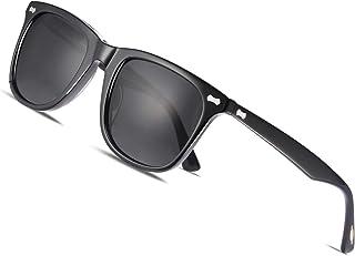 Gafas de Sol Polarizadas de Estilo Retro Metal de UV400 Protección para Deporte y Aire Libre Ciclismo Golf