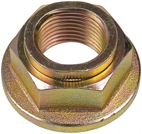 Dorman 615-098 Front Prevailing Torque Spindle Nut M24-2.0 Hex Size 36mm for Select Ford/Lincoln/Mercury Models