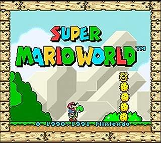 Super Mario World (New 3DSXL Only) - 3DS [Digital Code]