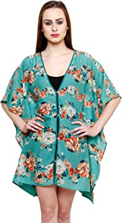 The Kaftan Company Caftan Poncho Cover Up for Women