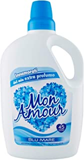Mon Amour wasverzachter extra geur blauw mare fris- Pack 1 x 3000 ml - Totaal: 3000 ml