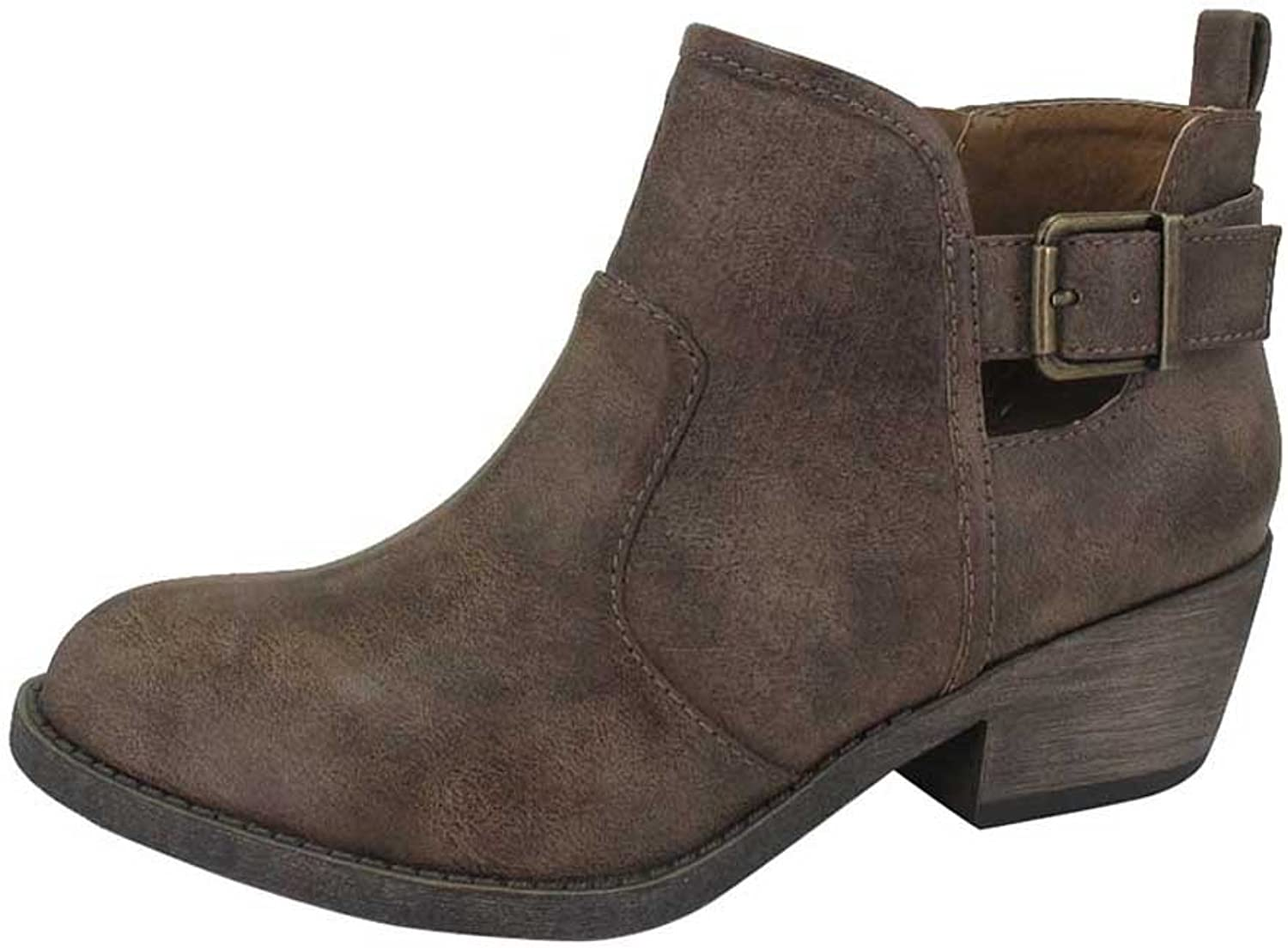 Jellypop Sarin Womens Ankle Bootie
