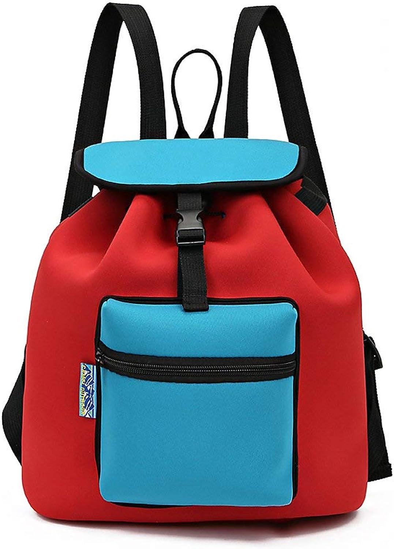 JFFFFWI Es lohnt Sich, einen Rucksack, einen Wasserdichten Schulrucksack, Freizeitruckscke für die Schulter im Freien, eine Wandertour für Mnner und Frauen zu unternehmen