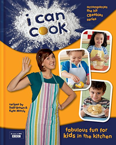 I Can Cook (English Edition)