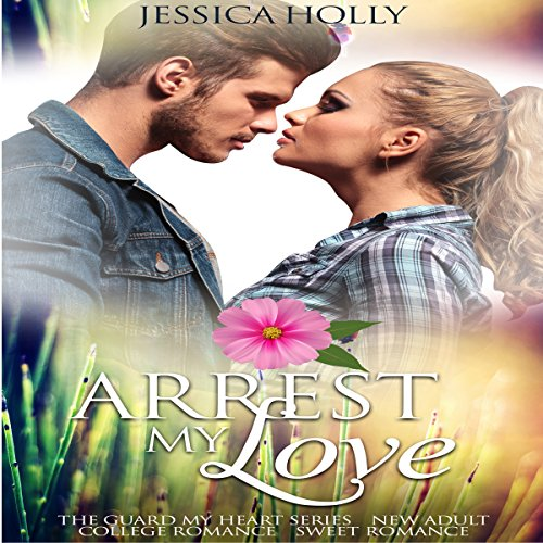 Arrest My Love audiobook cover art