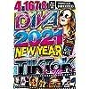 洋楽 DVD DIVAシリーズ 2021最速 TikTokベスト 4枚組 167曲 DIVA 2021 - NEW YEAR Tik & Toker HITs - I-SQUARE 4DVD 2021年 TikTok 世界最先端 バズソングベスト