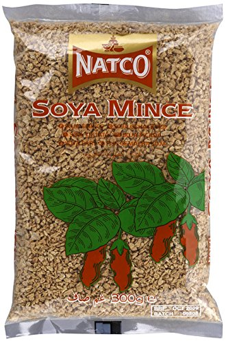 Natco Soja Texturizada Fina 300 g