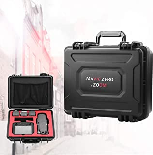 $63 » MeterMall Waterproof Suitcase Handbag Explosion Proof Carrying Case Storage Bag Box for DJI Mavic 2 Pro Drone Accessories Electronic Accessories