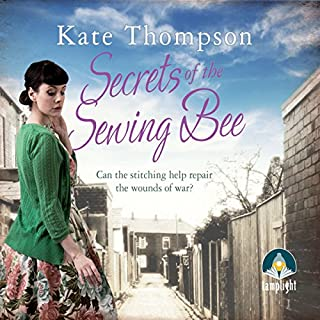 Secrets of the Sewing Bee cover art