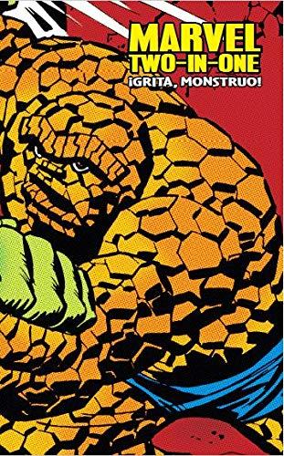 Marvel limited marvel two-in-one. grita, monstruo (no poner en la pagina web) no poner pvp al catálogo