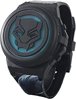 Black Panther Kid's Light Up Digital Watch with Opening...