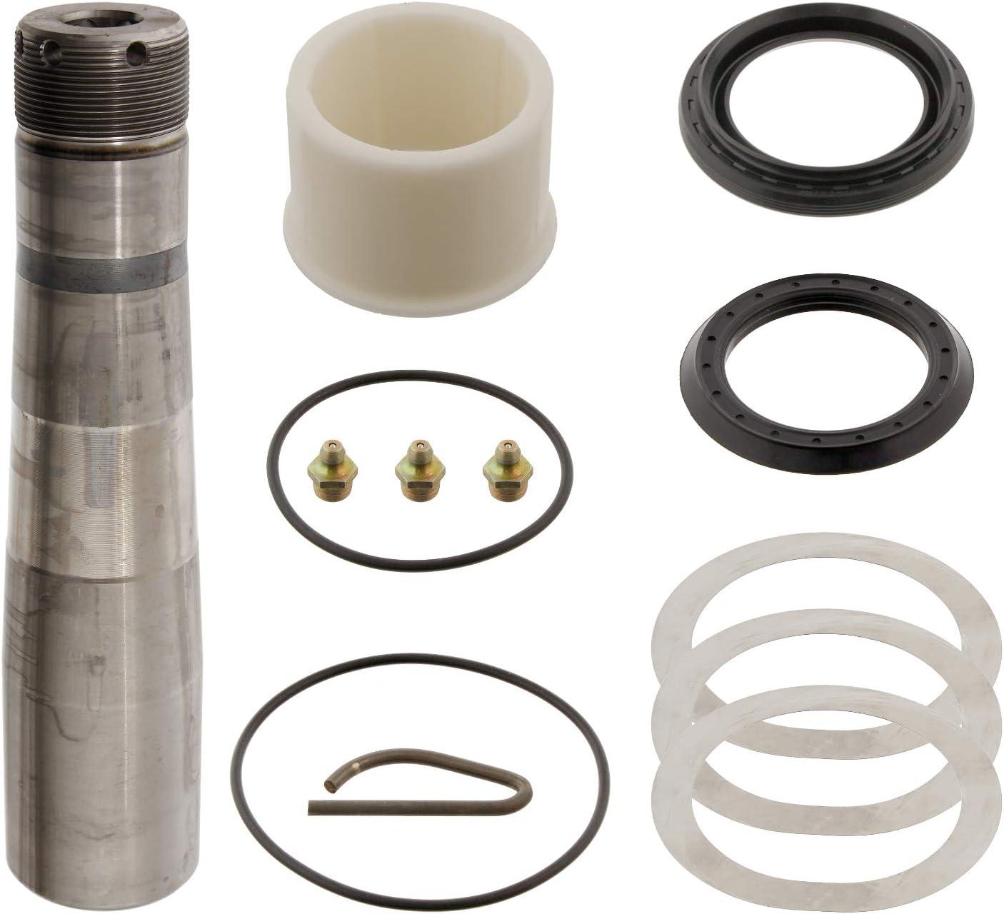 febi bilstein 28583 king pin without thrust single bearing set Max 70% OFF Sale
