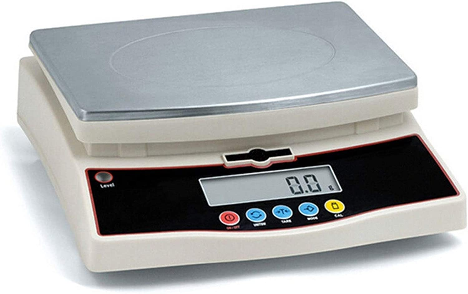RUJIXU Kitchen Scales Precise Electronic Inventory cleanup selling sale Max 44% OFF Balance Digit 50kg 0.1g