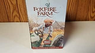 Foxfire Big John #13 Farmer Share Cropper Porcelain Figurine ERTL 1997