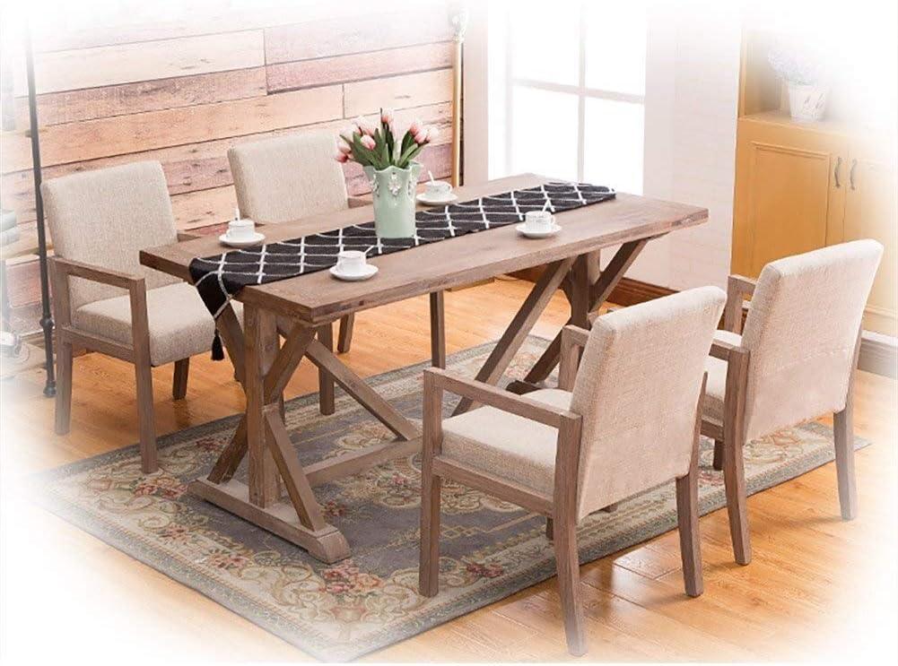 Fauteuil en bois massif CHAISE Chaise longue peut être placé Bureau café Chaise Chaise Chaise de bureau d'étude du dossier multistandard 84x49cm (Color : Granite) Coffee