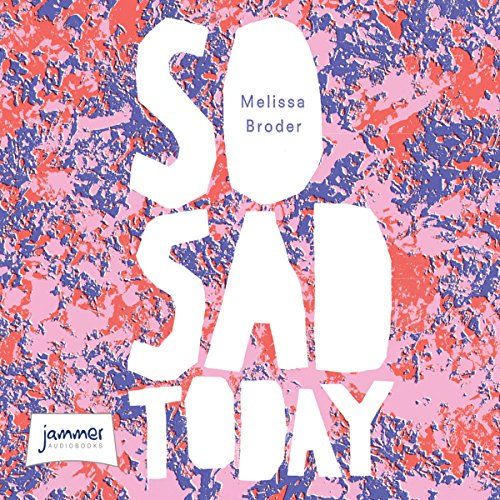 So Sad Today cover art