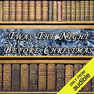 Twas the Night Before Christmas cover art