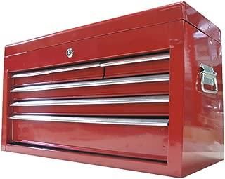 iimono117 5段 工具箱 / ベアリングレール ツールボックス ツールチェスト トップチェスト 収納ケース プロ仕様 DIY 工具入れ 工具棚 工具収納 5段収納