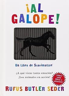 Al Galope! (Scanimation