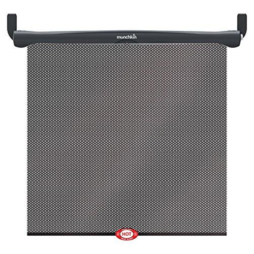 Munchkin Sonnenschutzblenden mit White Hot-Hitzesensor, 2er-Pack
