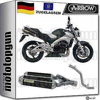 Suchergebnis Auf Für Suzuki Gsr 600 Auspuff Abgasanlage Motorräder Ersatzteile Zubehör Auto Motorrad