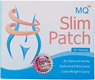 MQ Natural Slimming Sticker Weight Loss Patch Detoxify Pad 60 Packs