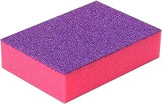 spugnette per lavapiatti lavapiatti con impugnatura per la pulizia della cucina colore bianco per il bagno Hemoton 6 spugnette per piatti in nano fibra