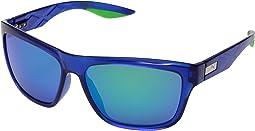 Blue/Blue/Green