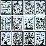 100Zeichnen Malen Schablonen Maßstab Vorlage Sets