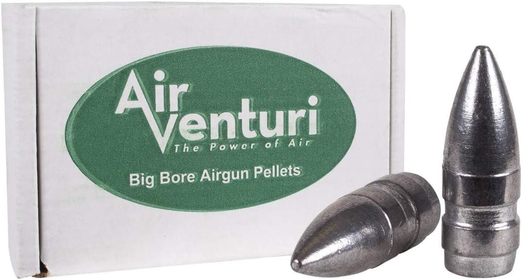 Air Venturi .30-Caliber 135-grain Spire-Point pellets, 100 ct.