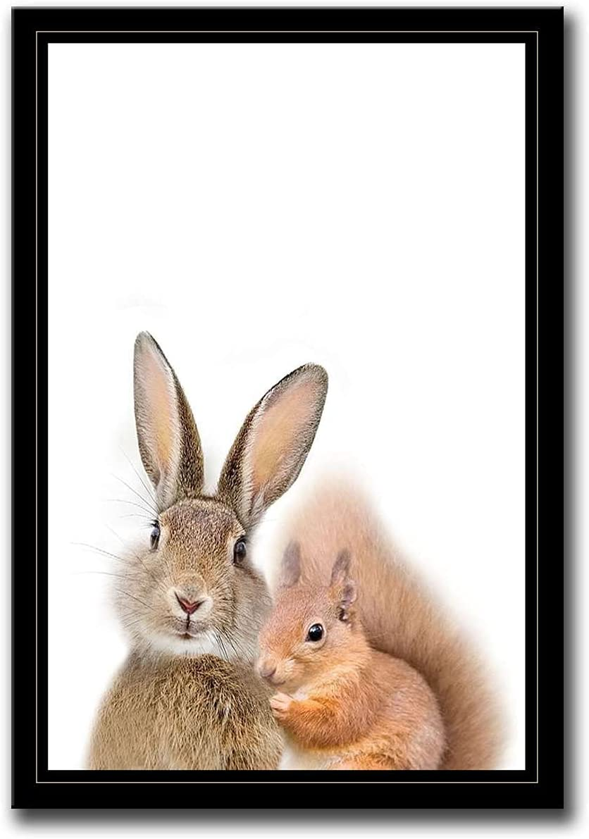 With Washington Mall Frame Rabbit and squirrel nursery Raleigh Mall posters friend printing