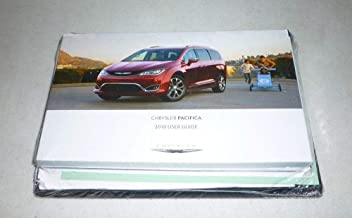 Best 2018 chrysler pacifica owners manual Reviews