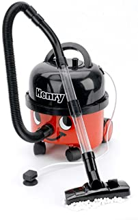Casdon 580 Little Henry Toy Vacuum Cleaner,Red/Black