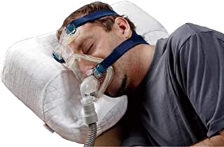 JINTD Almohada para Dormir con Memoria para El Cuello, Almohada De Espuma De Memoria CPAP De Soporte Cervical para Dolor De Cuello con Funda De Almohada Lavable (Size : 2pcs)