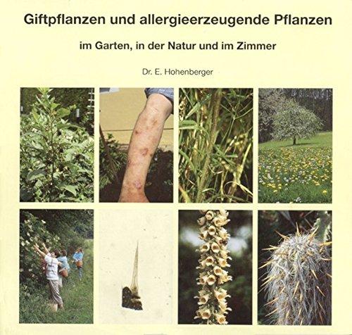 Giftpflanzen und allergieerzeugende...