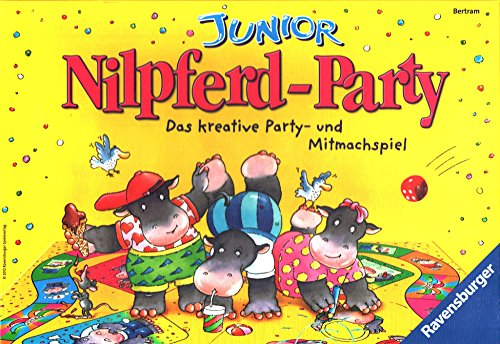 Ravensburger Junior Nilpferd-Party
