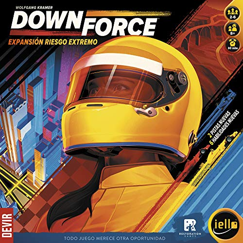 Devir BGDOWRESP Downforce Riesgo Extremo