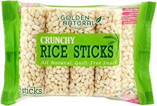 Best golden natural rice sticks Reviews