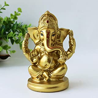 Hindu Ganesha Statue Diwali Gifts - Indian Ganesh Ganpati Wedding Return Gifts - India Home Pooja Item Puja Home Mandir De...