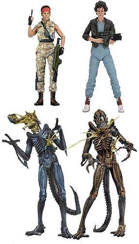 el estilo clásico Aliens Action Figures 17-23 cm Series Series Series 12 Assortment (14) Neca  Descuento del 70% barato