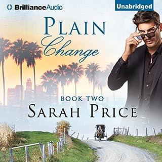 Plain Change audiobook cover art