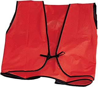 8M-3 Orange High Visibility Safety Vest
