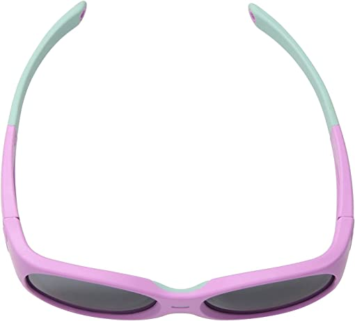 Pink/Blue Mint Frame with Spectron 4 Baby Lenses